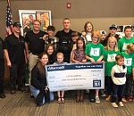 West Linn's Officer Blyth recieves $3,000 grant