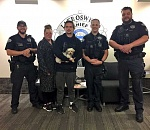 Lake Oswego police officers, bystander aid in dog's rescue