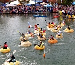 Large Pumpkin Regatta crowds expected in Tualatin