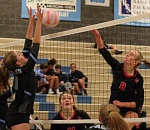 Volleyball: No. 9 Oregon City sweeps Lakeridge to wrap up…