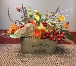 Learn to make floral centerpieces at WLACC
