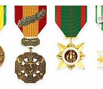 State seeks owners of unclaimed military medals