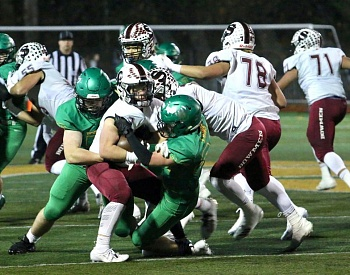Bowmen try to rally, but fall to West Linn