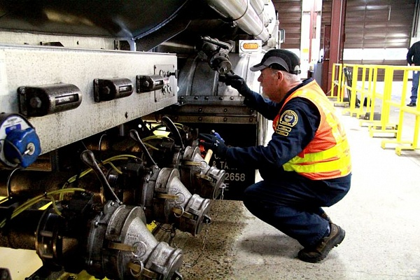Truck inspections crucial to ODOT's 'vision zero'