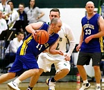 North Marion-Gervais staff basketball game returns