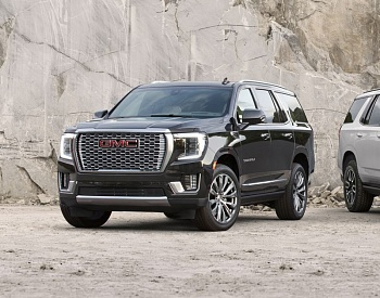 GMC unveils all-new 2021 Yukon full-size SUV