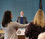Ron Wyden tackles hot-button topics at Wilsonville town hall