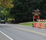 Speed limit on Jackson School Road reduced ahead of construction