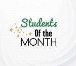 Colton Corner: January Students of the Month