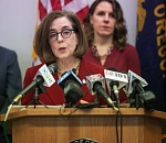 Oregon Gov. Brown: Special session to address coronavirus…