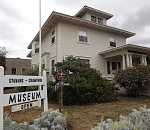 Oregon City historic home opens to art, not yet to public
