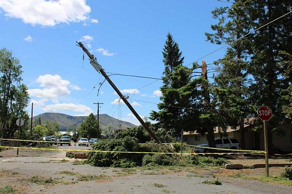 County seeks imformation on extent of damage