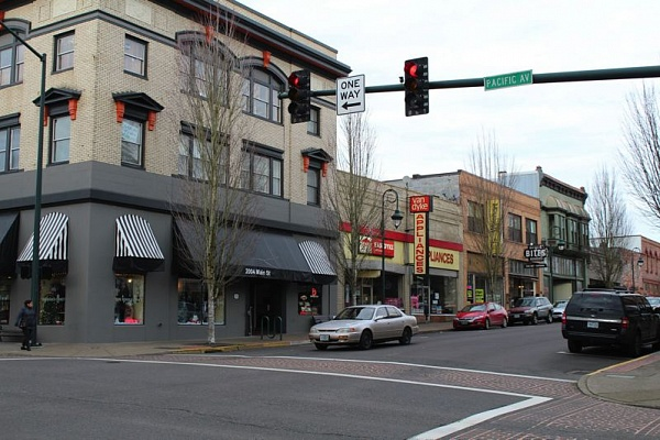 Downtown Forest Grove may soon be a historic place