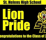 Check out all of St. Helens High School's 2020 grad awards