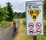 The Crown Zellerbach Trail is better than ever, especially…