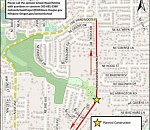 Closure of segment of Jackson School Road to begin July 13