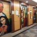 Hillsboro Civic Center installs new art on elevators