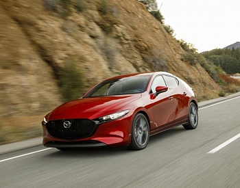 Mazda announces turbocharged Mazda3 sedan and hatchback
