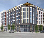 Six-story building approved for the Tigard Triangle