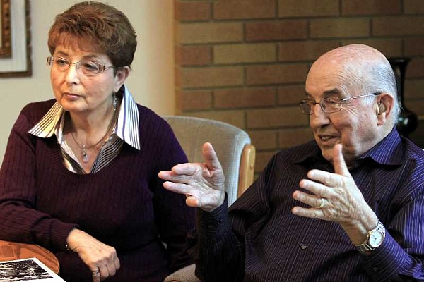 Tualatin couple shares stories of the Holocaust