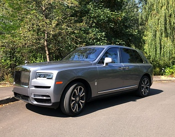 Cullinan is the Rolls-Royce of SUVs