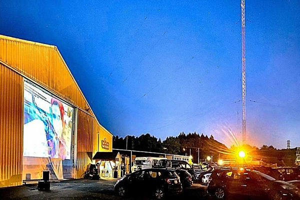 Rose City Rollers offer Drive-In Movie experience at Oaks Park