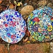 Bored, as you shelter at home? Paint rocks!