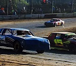 Local drivers prove their skill in CCRA Labor Day races