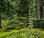 Portland Japanese Garden reopens after smoke