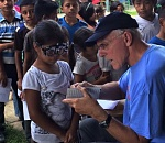 Dr. Scott Pike gives gift of sight in Guatemala