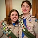 Troop 555 founder earns Eagle Scout rank