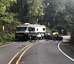 Two teens dead after fatal Historic Highway crash