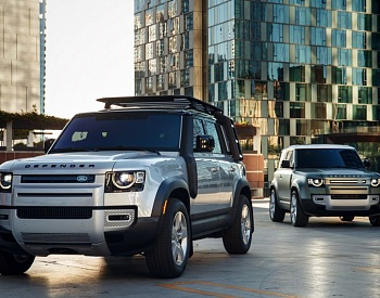 2020 Land Rover Defender 100 SE: Retro looks, modern performance