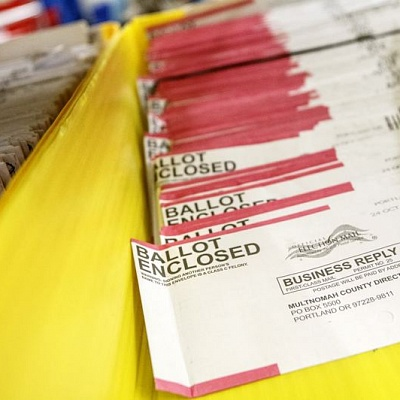Ballot returns soaring in Multnomah County and Oregon