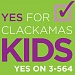 Clackamas County voters reject Children's Safety…
