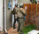 SERT drill in Errol Heights: Officers practice safety techniques