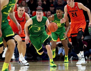 West Linn, Oregon basketball star Payton Pritchard drafted in first round by Boston Celtics