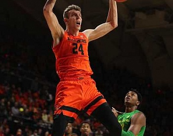 Oregon State's Kelley goes undrafted