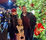 Sandy tree lighting tradition takes on new form