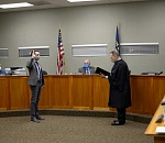 Scappoose swears in city council members