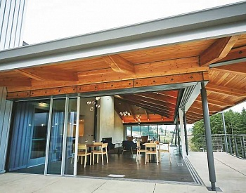 Rex Hill Winery tasting room gets a facelift