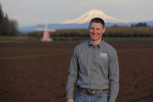 Woodburn-area farmer elected chair of national committee