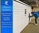 Branch Library self-service 'hold lockers' now a pandemic…