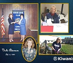 Canby Kiwanis honors longtime members, welcomes new members