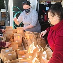 Father's Heart Street Ministry benefits from MLK Day service