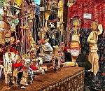 Sellwood's 'Puppet Museum' granted limited reopening in…