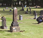 Grants available for historic cemetery projects
