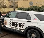 Wounded Washington County sergeant returns to full duty