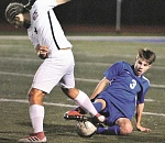 Newberg boys soccer kicks off season