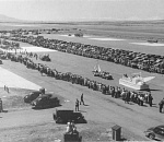 1946: Local governments move to take over air base